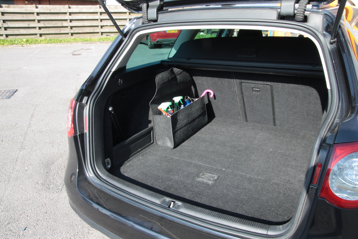 car carpet organiser tidy storage boot bag for volkswagen transporter t5 t4 ebay. Black Bedroom Furniture Sets. Home Design Ideas