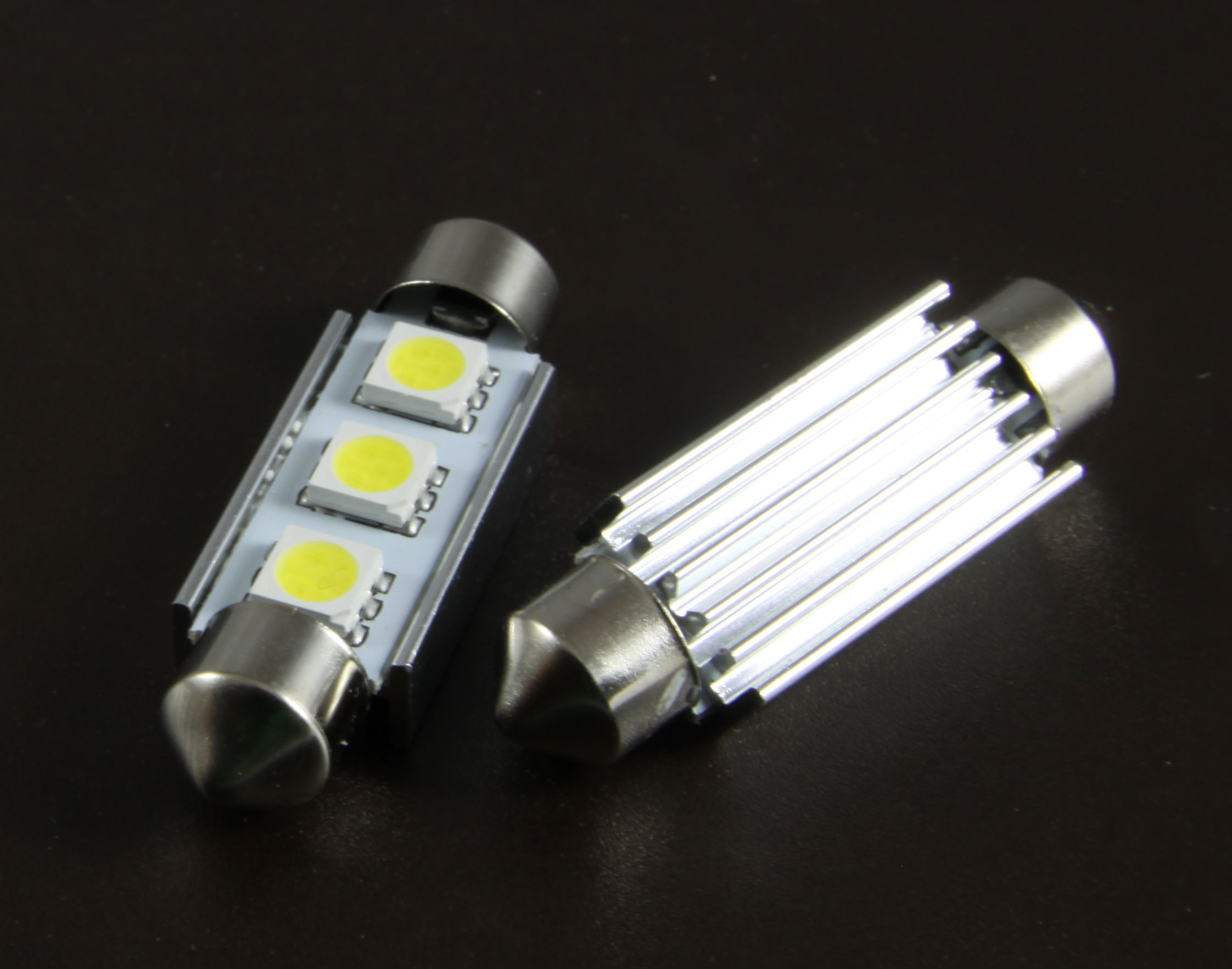 3 smd led c5w canbus xenon white number plate light bulb. Black Bedroom Furniture Sets. Home Design Ideas
