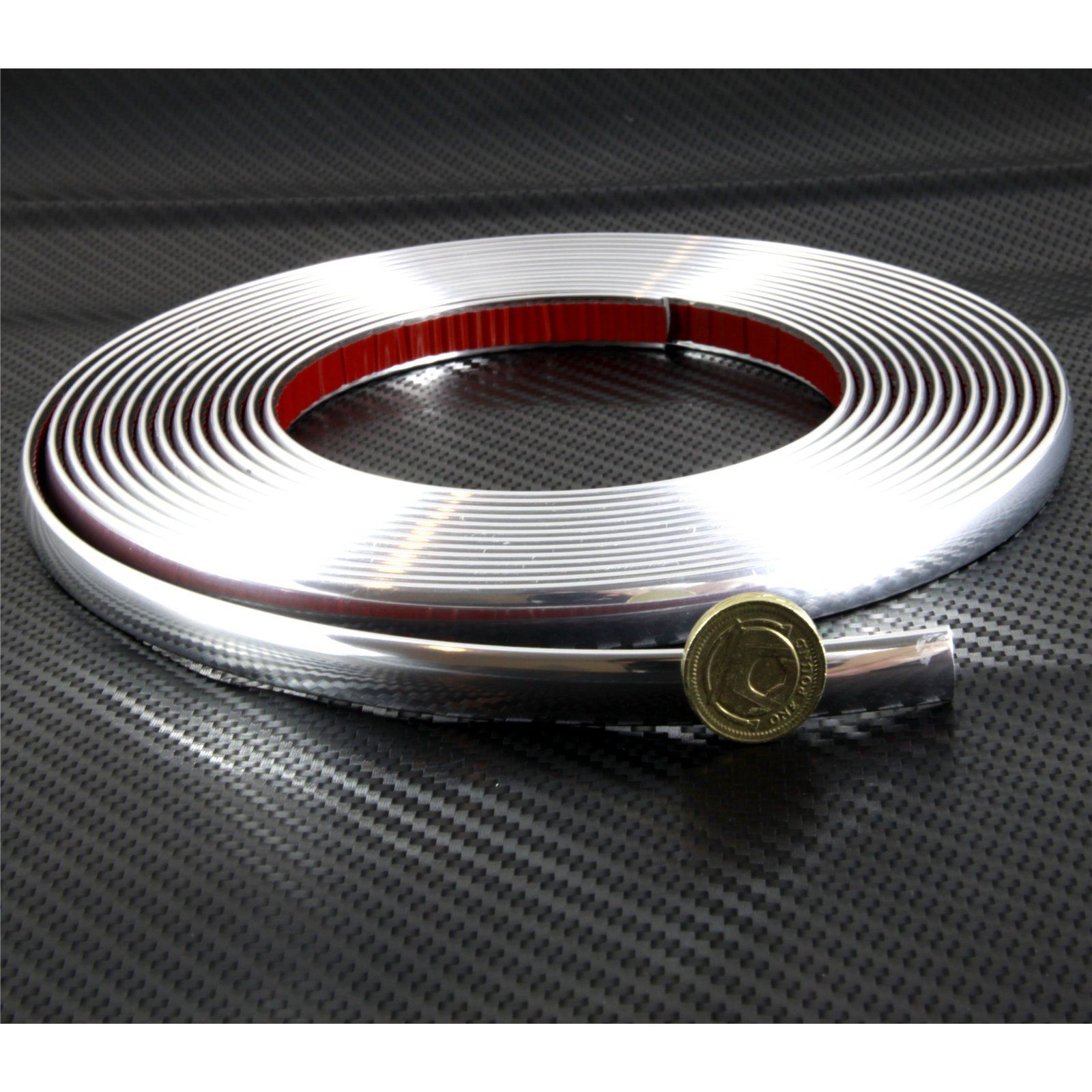 12mmx2m chrome styling moulding strip trim for for Ebay turbo lister templates