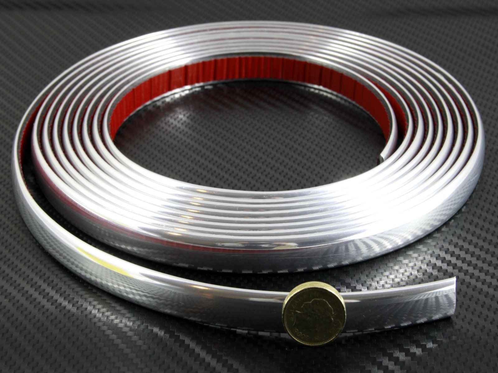 Chrome styling moulding strip trim for for Ebay turbo lister templates